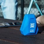 Boombotix Mini Bluetooth Ultraportable Wireless Speaker Can Withstand Drops Up to 10-feet