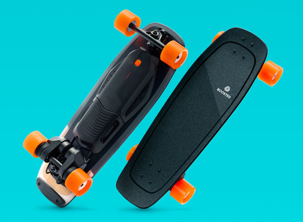 Boosted Mini Electric Board - Small But Mighty