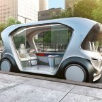 Bosch e-Shuttle Mobility of The Future with Smart, Connected Ecosystem