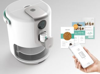 Design Your Food with Bouchee Capsule Food Printer