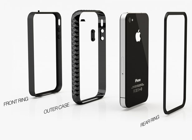Outer Case : iPhone Case by ARKWHAT