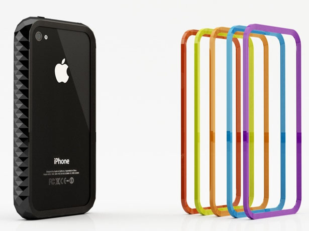 Bourgeois Case for iPhone by ARKWHAT