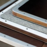 Bowden and Sheffield Minimalist iPad Cases by Fine Grain