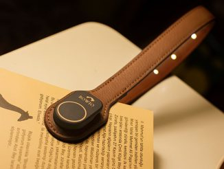 Bowie – Flexible, Slim, and Portable Book Light for Better Reading Experience in The Dark