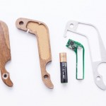 BOx - Smart Bottle Opener Is Hand Carved from Solid Wood