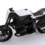 Boxer Naked Bike Concept by Stefan Toth