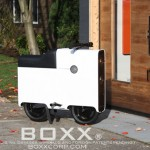 Boxx Electric Bike : A Compact Single Seater Vehicle from Boxx Corp