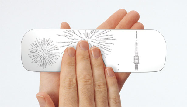 Braille Sight for Visually Impaired People by Kim Seung Woo and Lee Harim