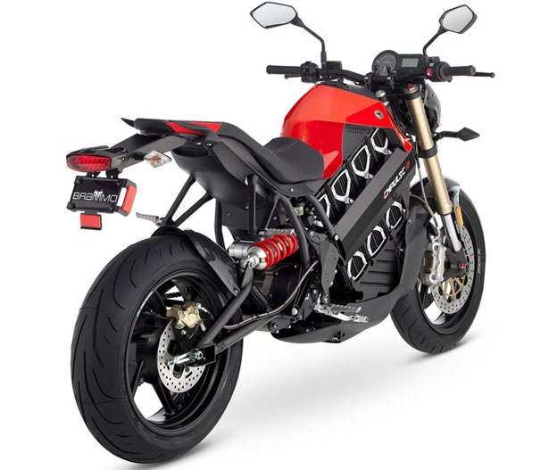 Brammo Empulse All Electric Motorcycle