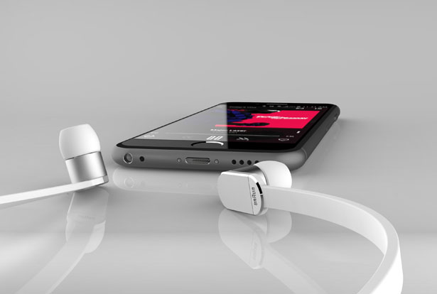 Braun Balance Concept Earphones by Chris Rackett