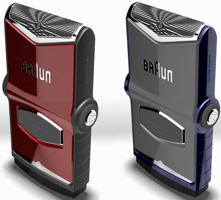 braun mobile shave7
