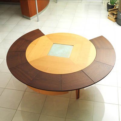 braunwoodline transformable table