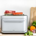 Brava Pure Light Oven Harnesses the Power of Light to Cook Your Food Fast!