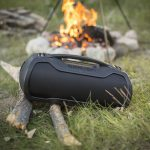 Braven Portable Bluetooth Speaker Can Withstand Dirt, Sand, Snow, and Rain