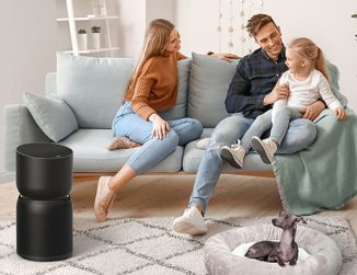 TCL Breeva Smart Air Purifier Keeps Fresh and Healthy Air in The Room