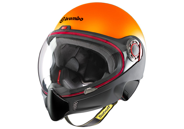Brembo B-Tech Helmet by Vinaccia Integral Design