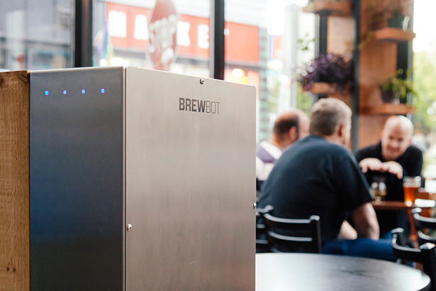Brewbot : Smart Brewing Appliance by Cargo