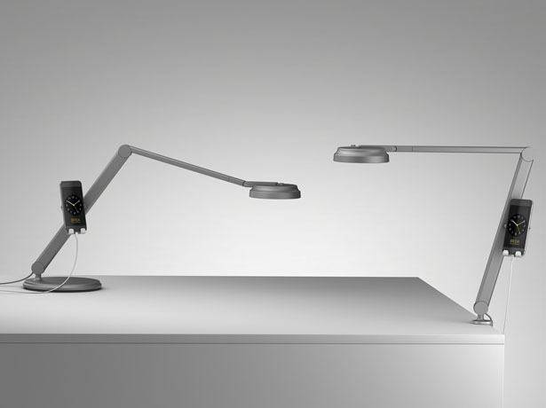 Brida Task Lighting by Stefan Radev