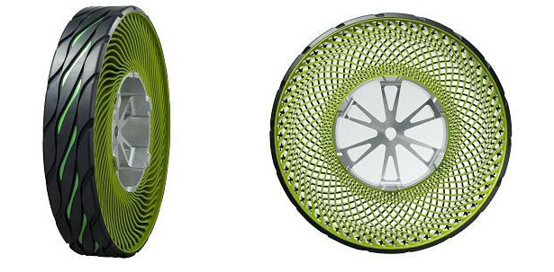 Bridgestone Airless Tire