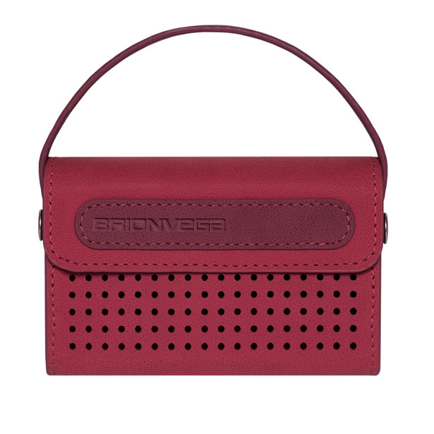 Brionvega WearIt Portable Bluetooth Speaker by Michael Young
