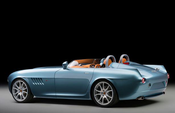 Bristol Bullet Concept Car by Bristol Cars