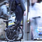 Brompton Has Released Electric Version of Its Folding Bike