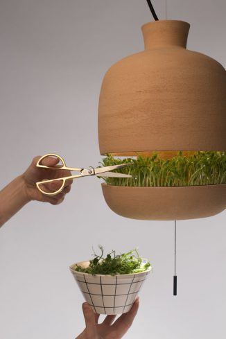 "Brot: ""Furniture for Food"" Project For a New Relationship Between Food and Funiture"