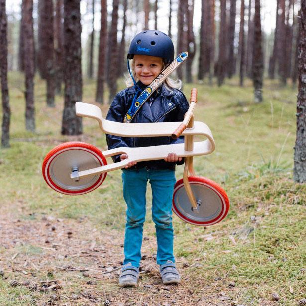 Brum Brum Balance Bike for Children