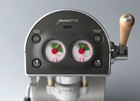 brunopasso expresso machine
