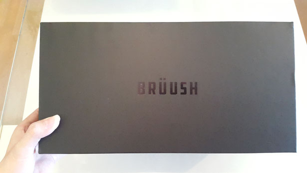 Bruush Electric Toothbrush Hands-on Review