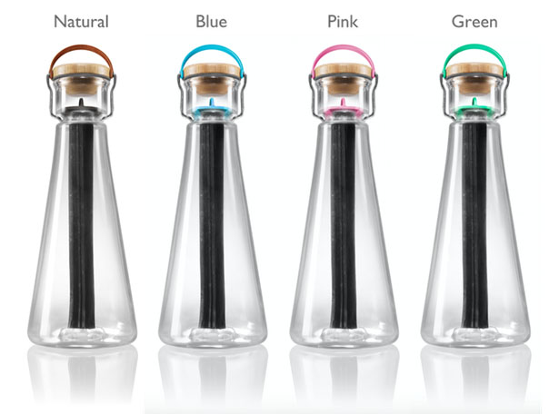 BU Water - Sustainable Filtered Water Bottle
