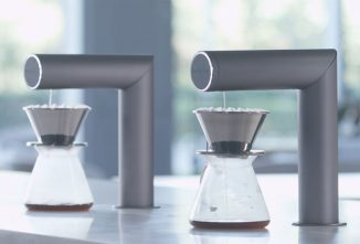 Bubble Lab Drip Water Dispenser for Perfect Coffee