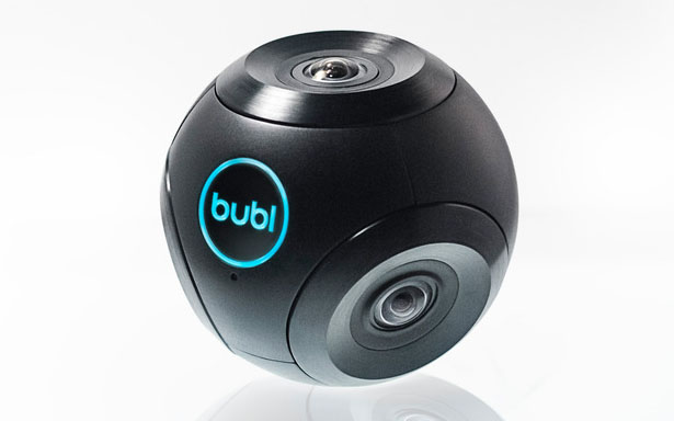 Bublcam: 360º Camera Technology for Everyone by Bubl Technology