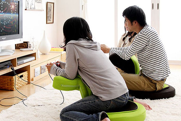 Buddy Game Chair for Long Gaming Sessions in Front of The TV
