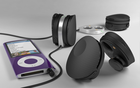 Sharing Music With Your Friends Is Easier Using BUDS Bluetooth Headphones