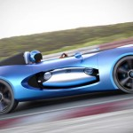 Bugatti Type Zero Concept : Single Seater Futuristic Hypercar Inspired by Type 35