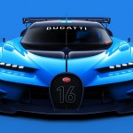 Bugatti Vision Gran Turismo Virtual Racing Car Is Based on Popular Bugatti Type 57 Tank