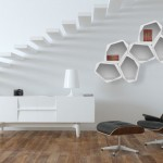 Multifunction BUILD Modular Shelf Creates Endless Variety of Configurations