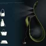 Bulbo Light Bag by Nicole Osella