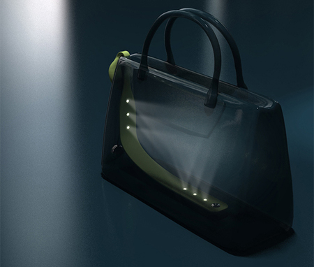 Bulbo Light Bag By Nicole Osella Tuvie