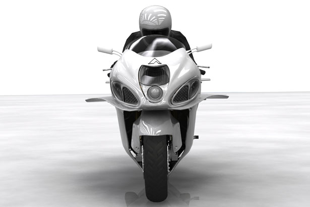 Bullet Flying Superbike