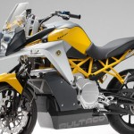 Bultaco Rapitan Motorcycle : High-Performance Electric Motorcycle for Urban Environment