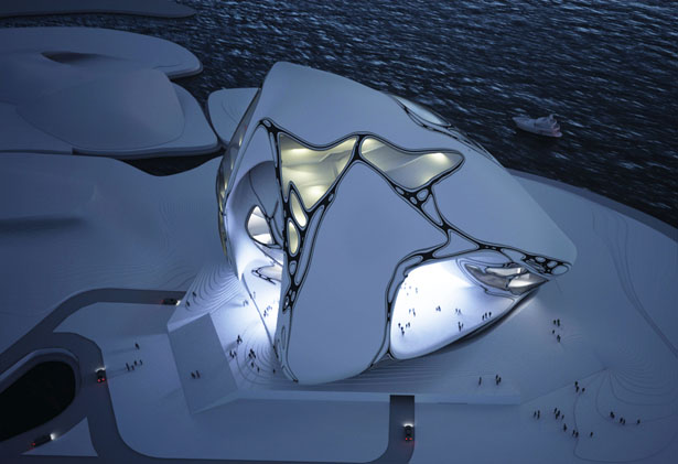 Busan Opera House by EMERGENT Architecture