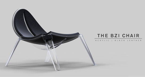 BZI Chair by Arash Shahbaz