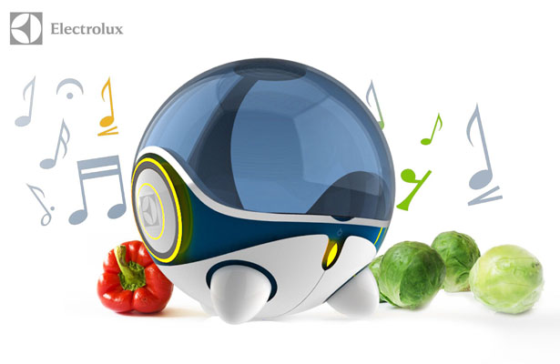C-Orby Composer Cooker : Listen To The Music Composed by Your Food
