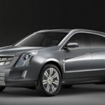 Crossover Vehicle, Cadillac Provoq Hydrogen Fuel Cell Concept