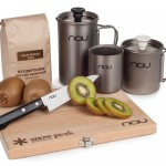 Cafe Luxe Kit Allows You to Enjoy Premium Coffee Outdoor