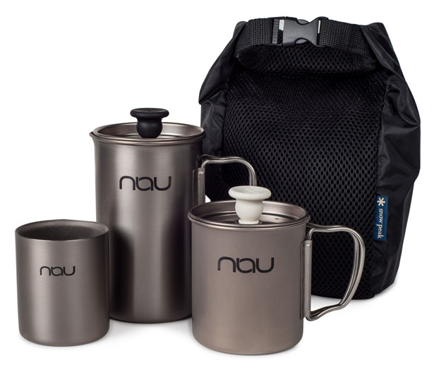 Cafe Luxe Kit by NAU