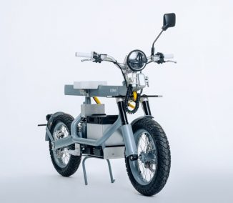 CAKE Ösa Electric Utility Motorcycle – A Modular Vehicle That Meets Diverse Needs