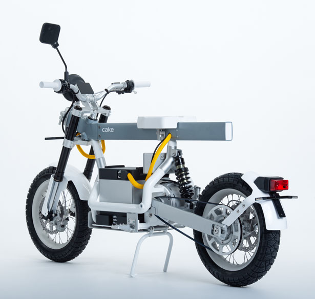 CAKE Ösa Electric Utility Motorcycle